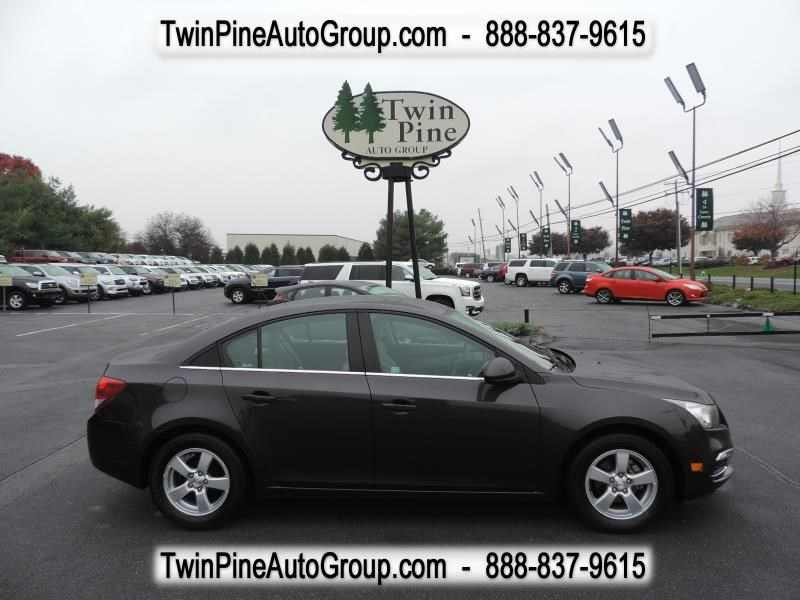 2016 Chevrolet Cruze Limited 1LT 1 CarSoup