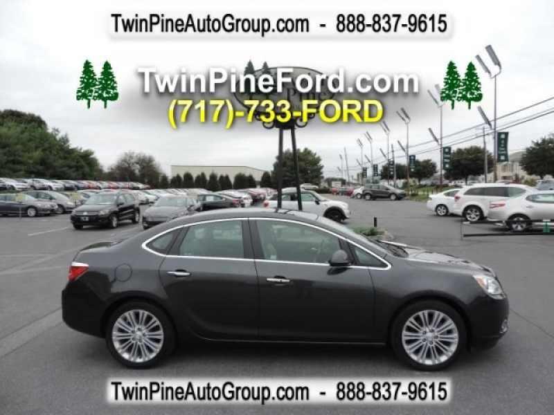 2014 Buick Verano Base 1 CarSoup