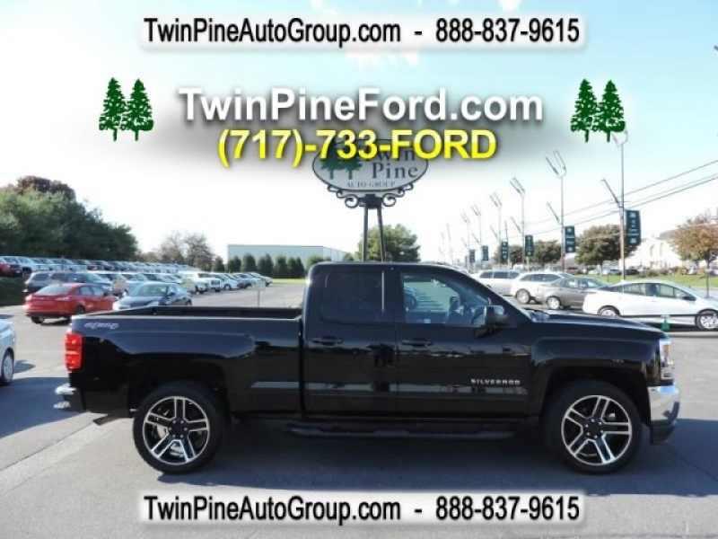 2016 Chevrolet Silverado 1500 LT 1 CarSoup