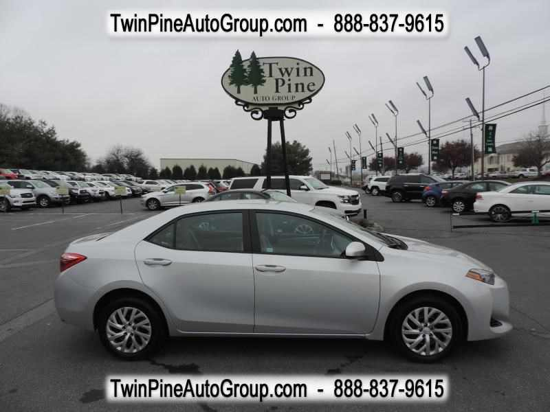 Used 2017 Toyota Corolla 10 CarSoup