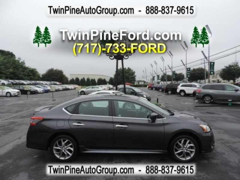 2014 Nissan Sentra SR 1 CarSoup