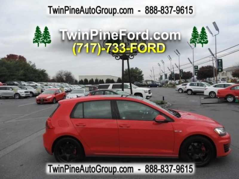 2015 Volkswagen Golf GTI S 1 CarSoup