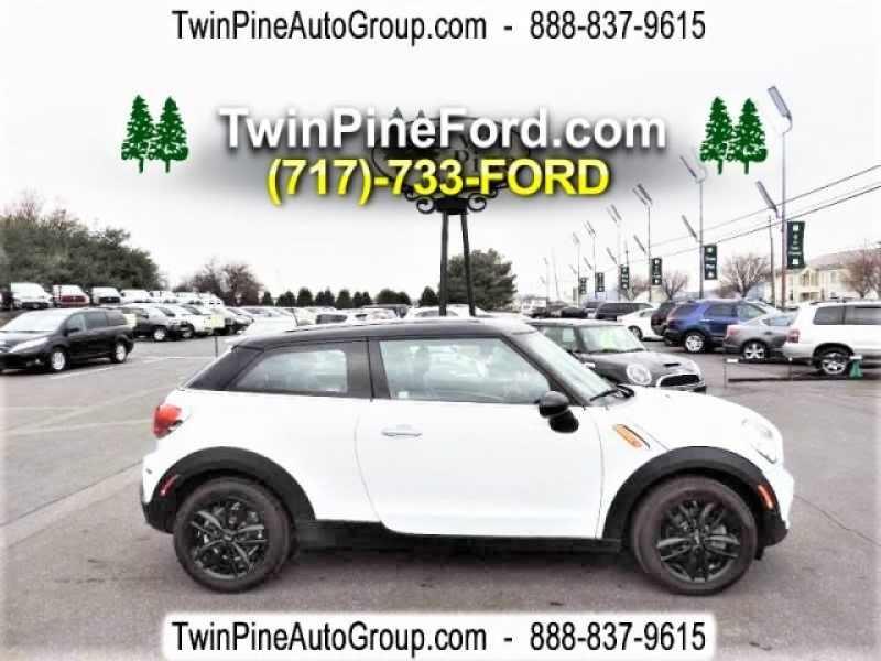 2014 Mini Cooper Paceman Base 1 CarSoup
