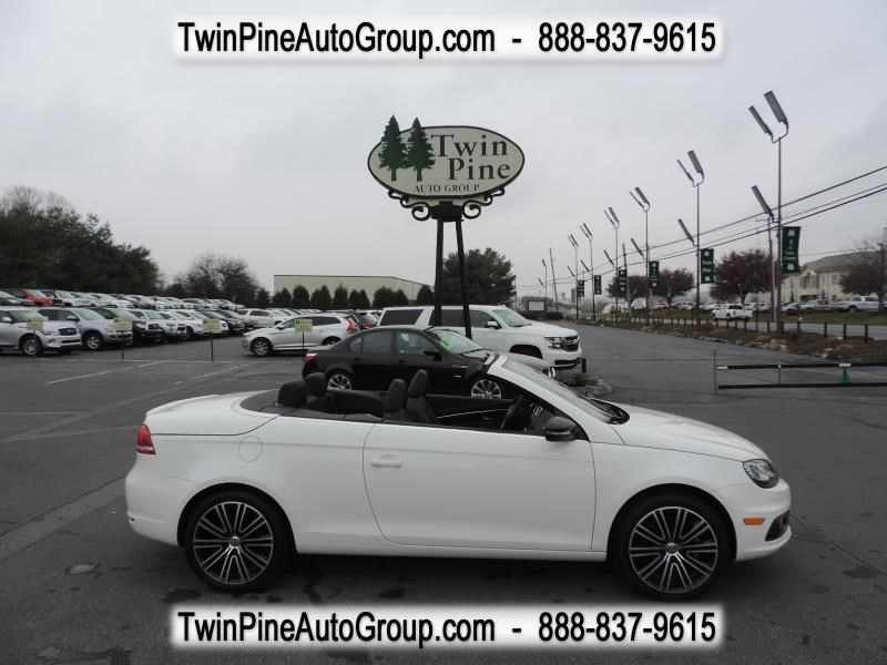 Used 2014 Volkswagen EOS 4 CarSoup
