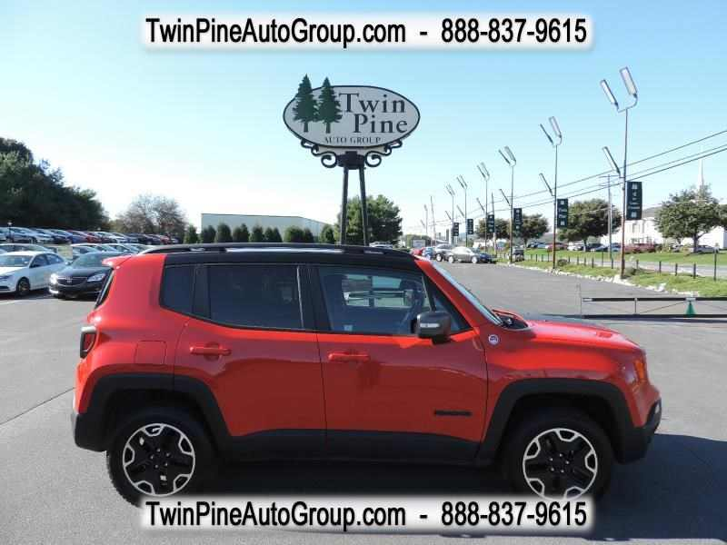Used 2017 Jeep Renegade 2 CarSoup