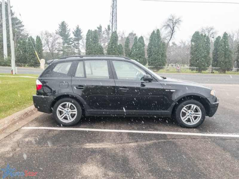 2005 Used BMW X3 3.0i $5,950 Near Maple Grove MN 55369   Carsoup