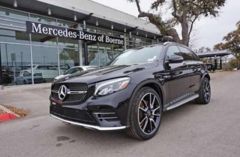 Mercedes Benz Boerne >> New 2019 Mercedes Benz Glc Class Amg Glc43
