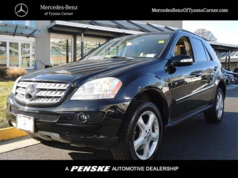 2008 Mercedes-Benz M-Class Ml350 1 CarSoup