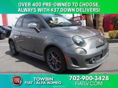 Fiat Las Vegas >> Fiat 500 Cars For Sale Near North Las Vegas Nv Carsoup