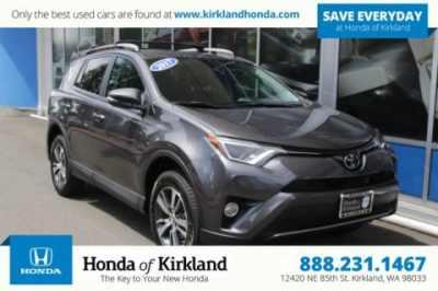 Toyota Cars For Sale Near Seattle Wa Carsoup
