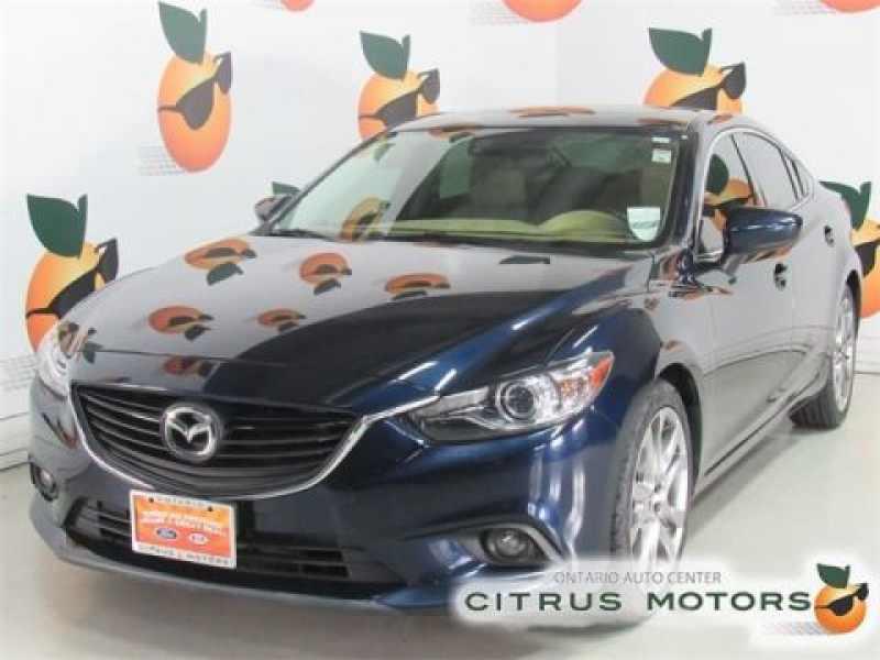 Mazda Portal Login >> Used Mazda Mazda6 Cars Of 2015 For Sale Near Hemet Ca Carsoup
