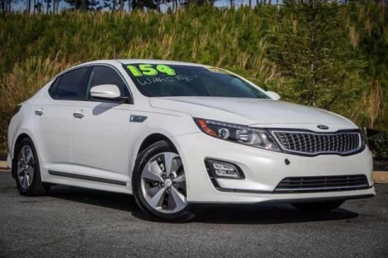 2014 KIA Optima EX Hybrid 1 CarSoup