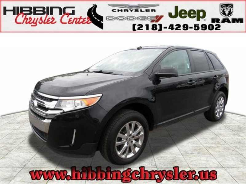 Ford Of Hibbing >> Used 2012 Ford Edge Sel