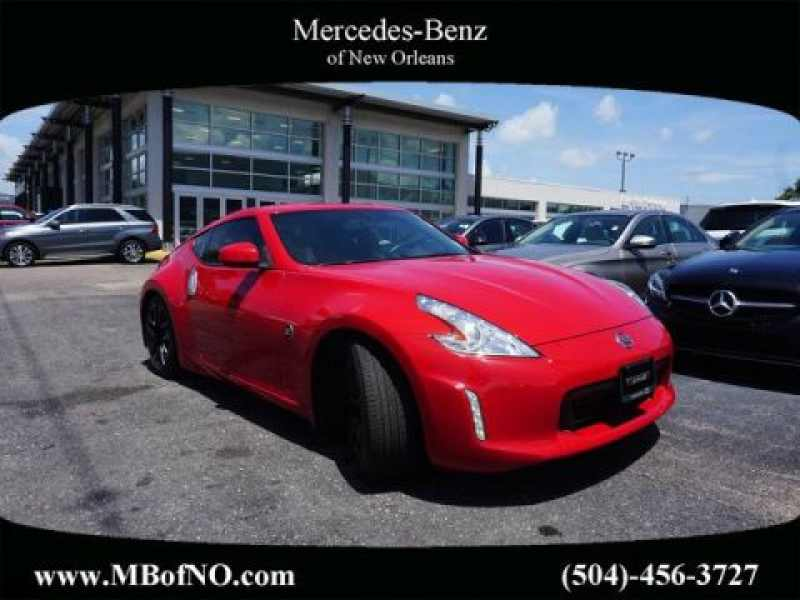 Nissan New Orleans >> Used 2016 Nissan 370z 370z