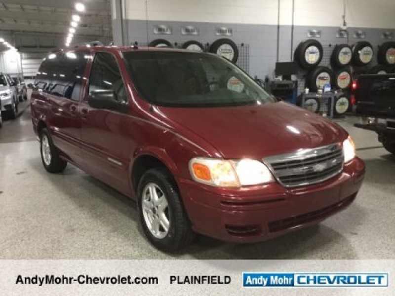 2004 Chevrolet Venture LT Entertainer 1 CarSoup