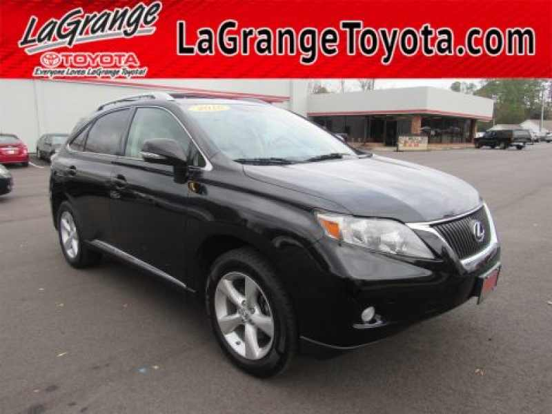 2010 Lexus Rx 350 Base 1 CarSoup