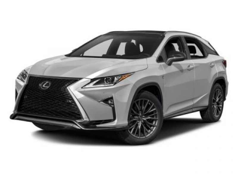 2016 Lexus Rx 350 Base 1 CarSoup