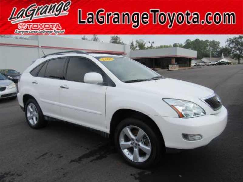 2008 Lexus Rx 350 Base 1 CarSoup