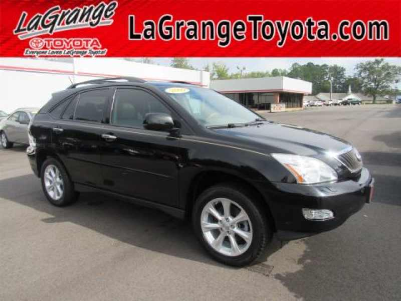 2009 Lexus Rx 350 Base 1 CarSoup