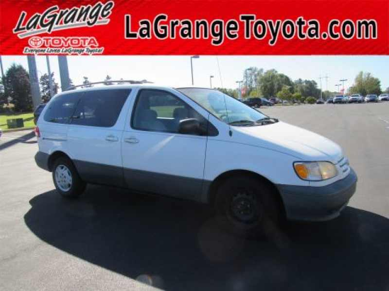 2003 Toyota Sienna LE 1 CarSoup