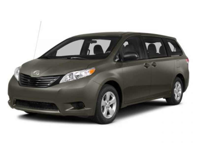 2014 Toyota Sienna LE 7-Passenger Mobility Auto Access 1 CarSoup