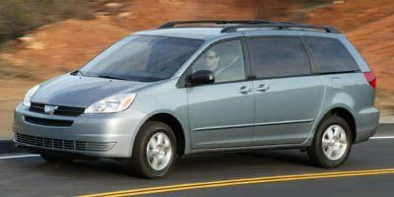 2005 Toyota Sienna CE 7-Passenger 1 CarSoup
