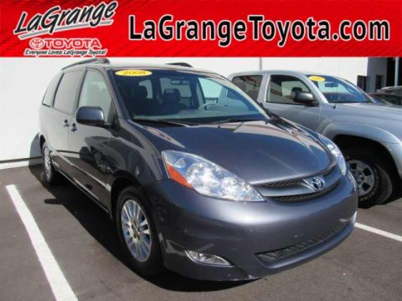 2008 Toyota Sienna Limited 7-Passenger 1 CarSoup