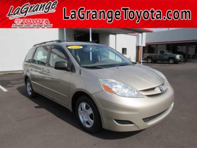 2008 Toyota Sienna LE 7-Passenger 1 CarSoup