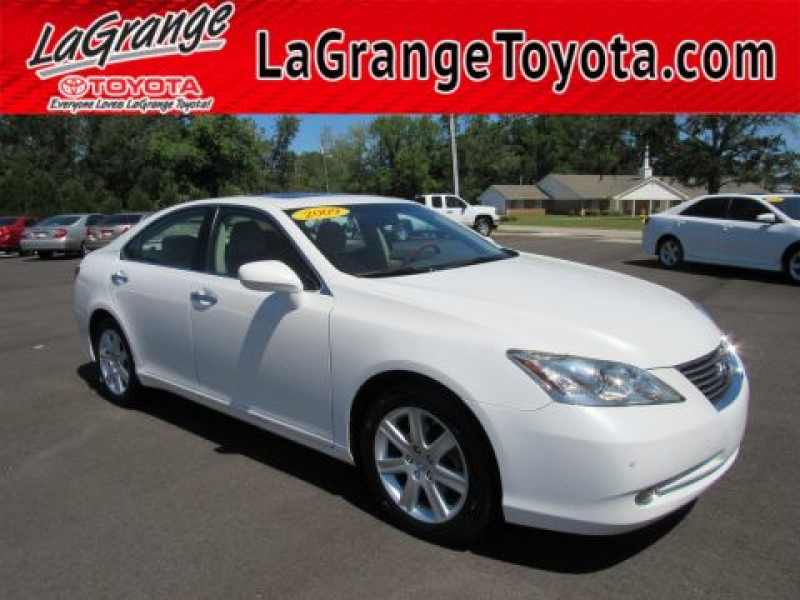 2009 Lexus Es 350 Base 1 CarSoup