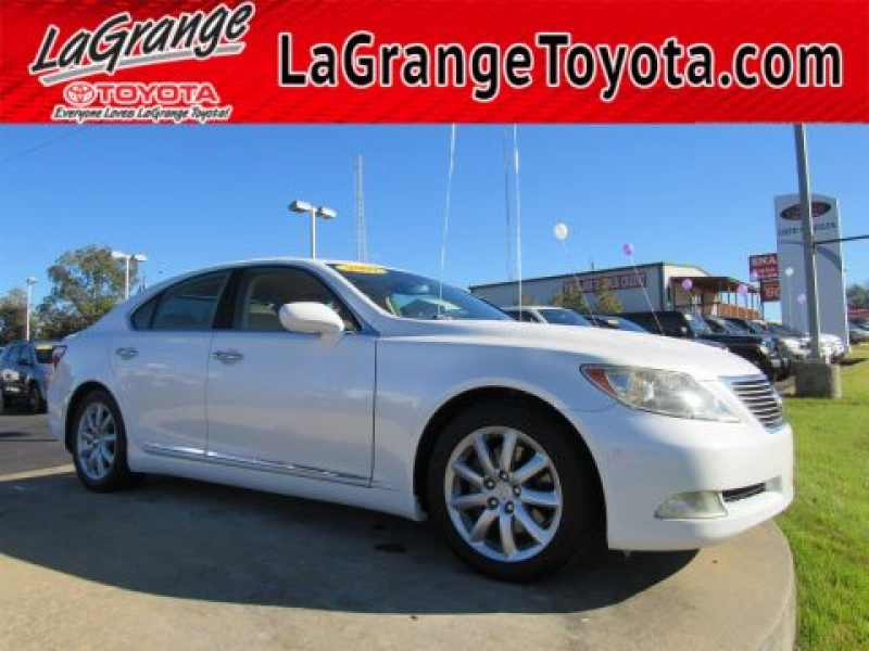 2007 Lexus Ls 460 Base 1 CarSoup