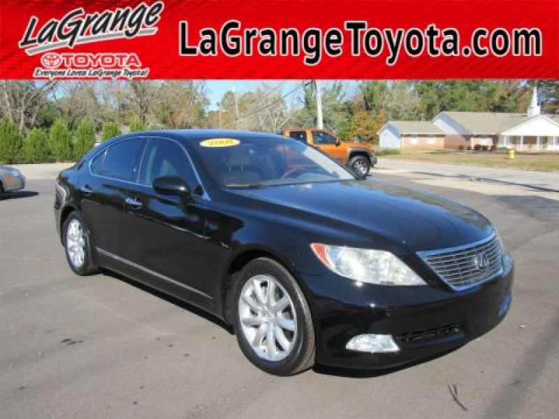 2008 Lexus Ls 460 Base 1 CarSoup