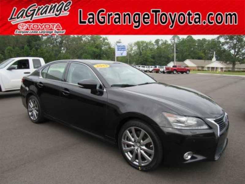 2013 Lexus Gs 350 Base 1 CarSoup