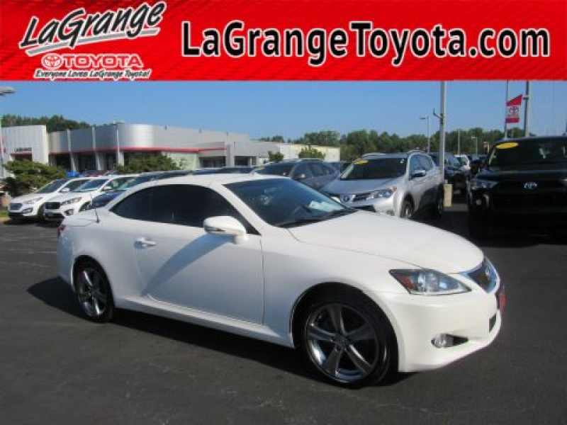 2014 Lexus IS 250 C Base 1 CarSoup