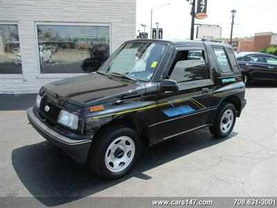 Used 1994 Geo Tracker Base Wsoft Top