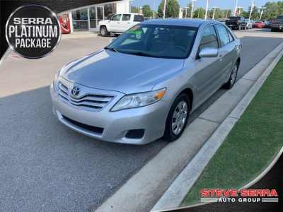 Used Cars Decatur Al >> Used 2011 Toyota Camry Base