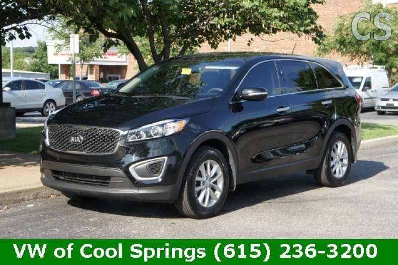 Kia Franklin Tn >> Used 2016 Kia Sorento L