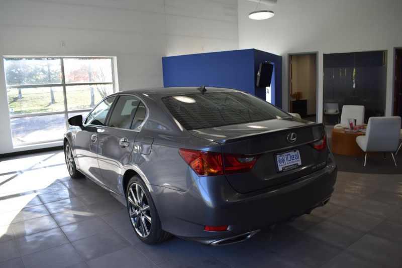 2014 Used Lexus GS 350 F-SPORT NAVIGATION BSM BACKUP $29,600 Near ...
