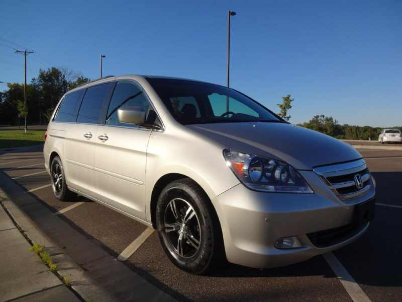 2006 Honda Odyssey TOURING 1 CarSoup