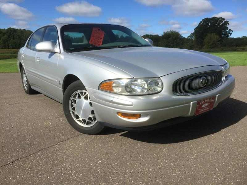 2001 Buick Lesabre Limited 1 CarSoup