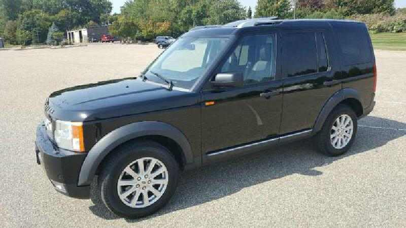 2008 Land Rover LR3 V8 SE 1 CarSoup