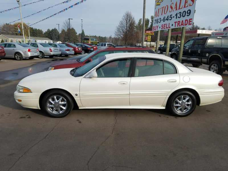 2003 Buick Lesabre LIMITED 1 CarSoup