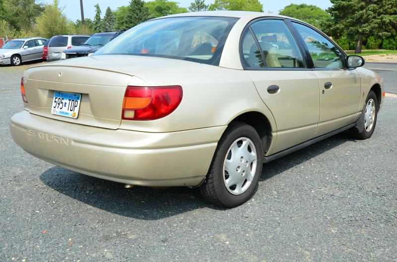 2002 Saturn S-Series SL1 1 CarSoup