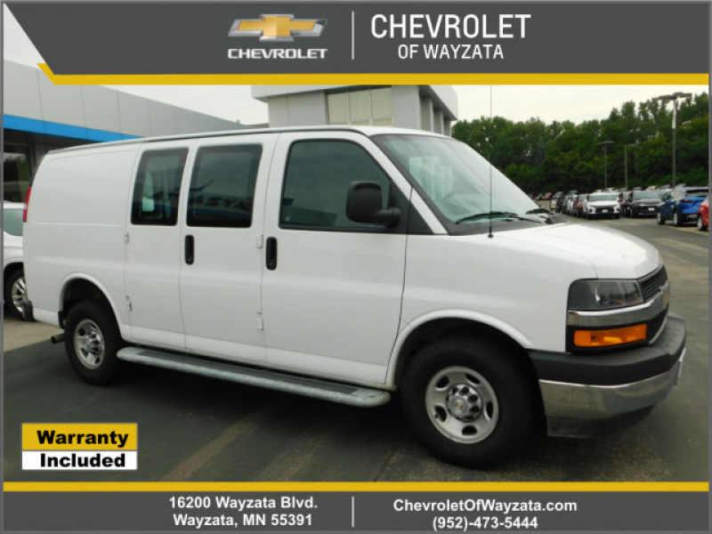 Used 2018 Chevrolet Express Van 2500