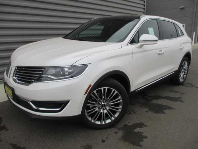 2018 Lincoln MKX Reserve 1 CarSoup