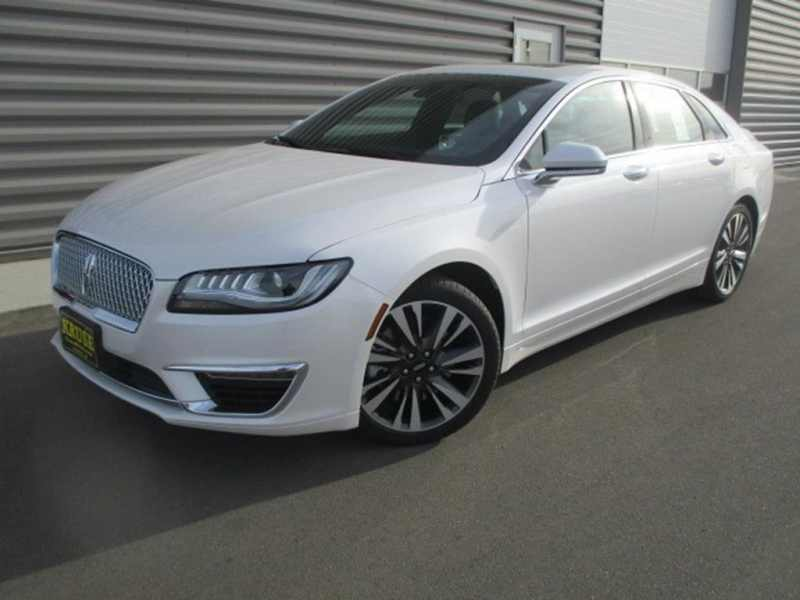 2018 Lincoln MKZ Reserve 1 CarSoup