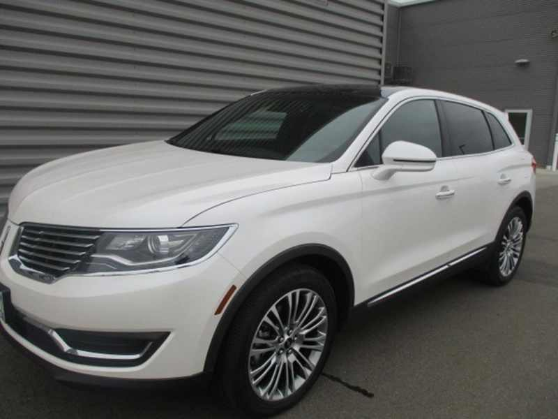 2016 Lincoln MKX Reserve 1 CarSoup