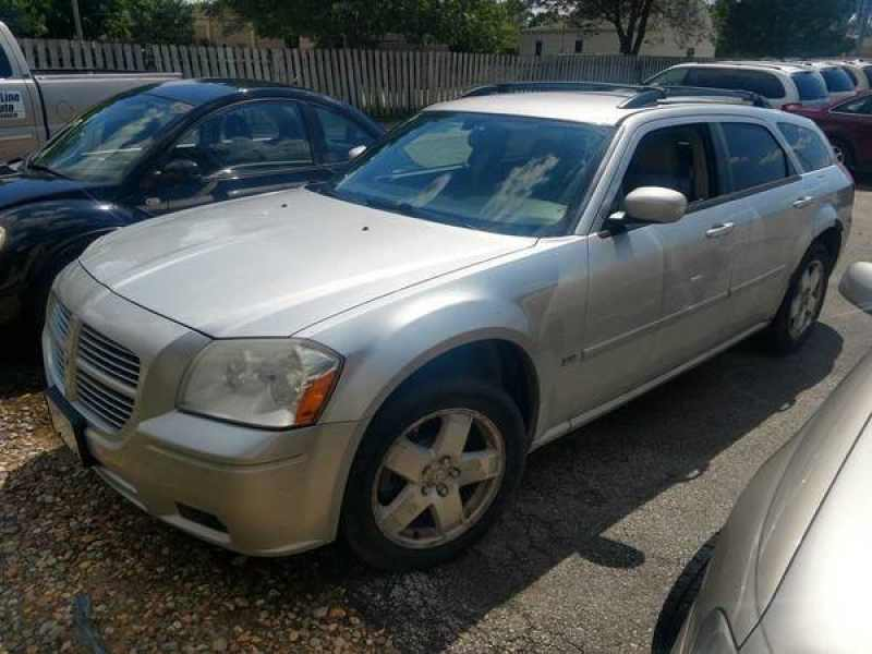Dodge Magnum For Sale Near Me >> Used 2007 Dodge Magnum Sxt Awd 4dr Wagon