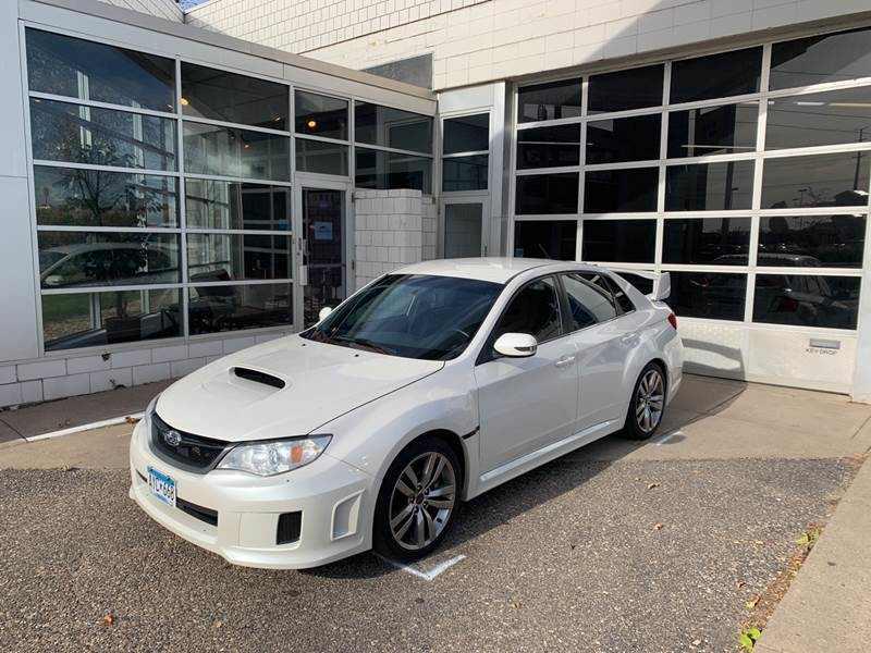 2014 Subaru Impreza Wrx Sti >> 2014 Used Subaru Impreza Wrx Sti Awd 4dr Sedan 23 995 Near Maplewood Mn 55109 Carsoup
