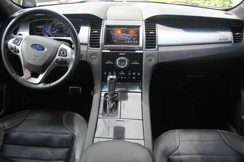 2015 used ford taurus sho awd 4dr sedan $23,600 near medford wi