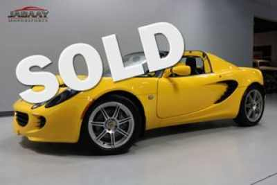 Used Cars For Sale Milwaukee >> Used 2005 Lotus Elise Roadster